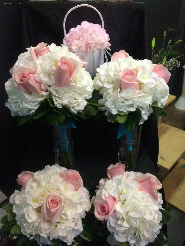 spruce grove wedding flowers